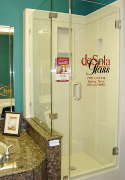 Home Remodeling Houston on Shower Doors Houston   Glass  Tile  Remodeling   Construction